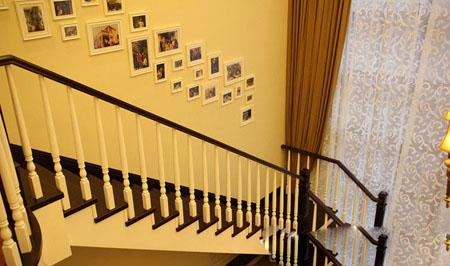 家居资讯 楼梯 六款阁楼楼梯装修效果图 绝对给你好看     楼梯在建筑