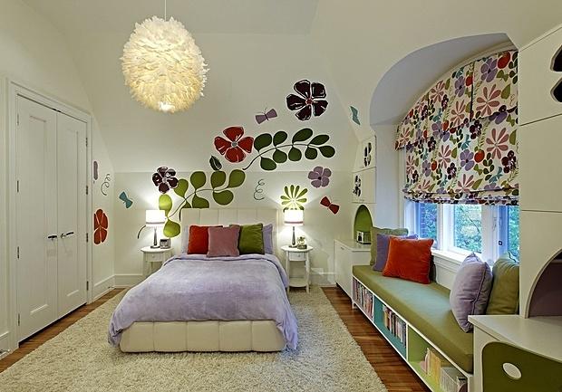 门窗地板 飘窗装修用什么材料飘窗装修效果图欣赏     复合木地板耐辐