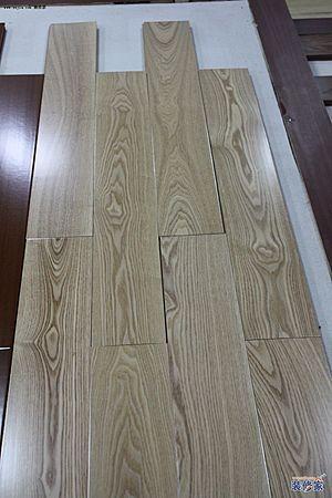 永吉皇家园林系列 白腊木实木地板