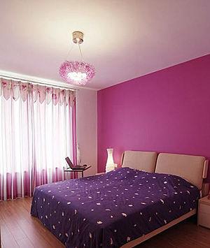 14款粉色涂料装修效果图 温馨甜蜜