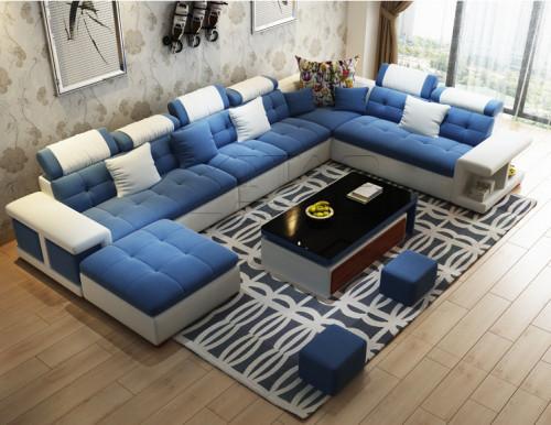 星星是住宅的沙发来自情感桥梁家具撑起温暖实木家具冉冉临沂图片
