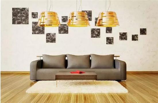 1,室内软装饰设计的构成法则