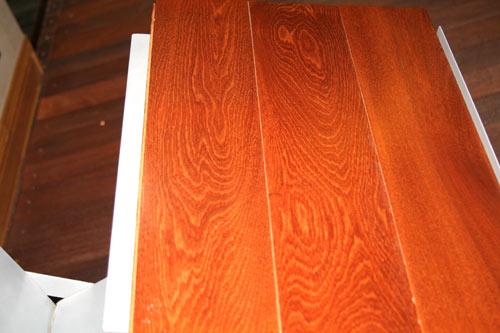 保得利榆木实木地板 让您踏出生活自然风