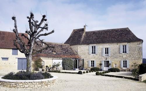 欧洲乡村别墅图片_欧洲乡村小格调 来自法国的乡间小别墅_设计案例-家居在线