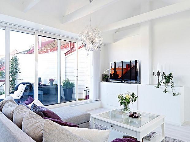 室内装修竟是致病诱因 住房大容易得肺炎?