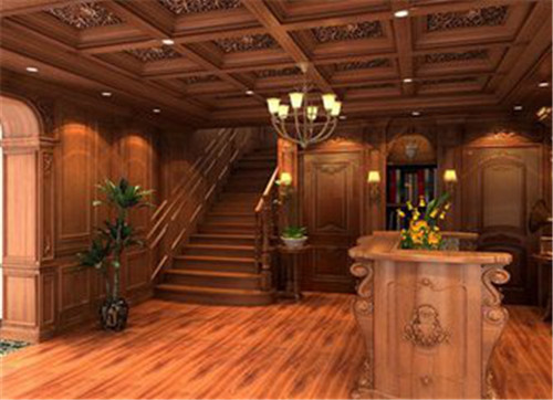 高明亮打造中国整木网,带来家居装修新风尚