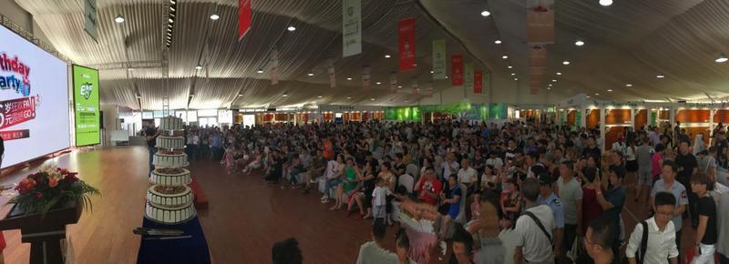 威尼斯人网址:创变前行,世友地板十六周年庆典圆满礼成!-家居在线-吴江市上新电器有限公司