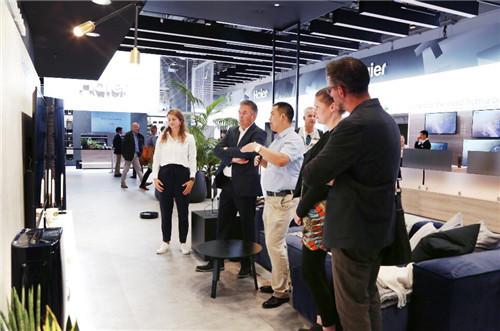 新葡萄京官网:德国工业4.0专家看IFA海尔智慧家庭代表了行业创新趋势-卓卫卫浴