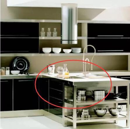 厨房装修五大问题总结