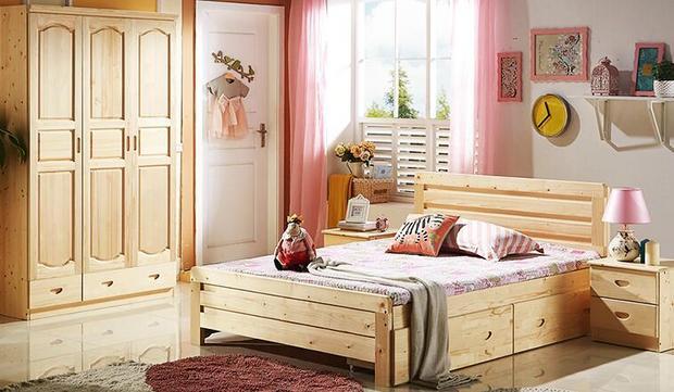 如何挑选好的松木家具