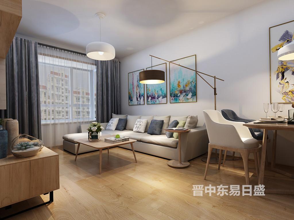 晋中东易日盛装饰沙发设计