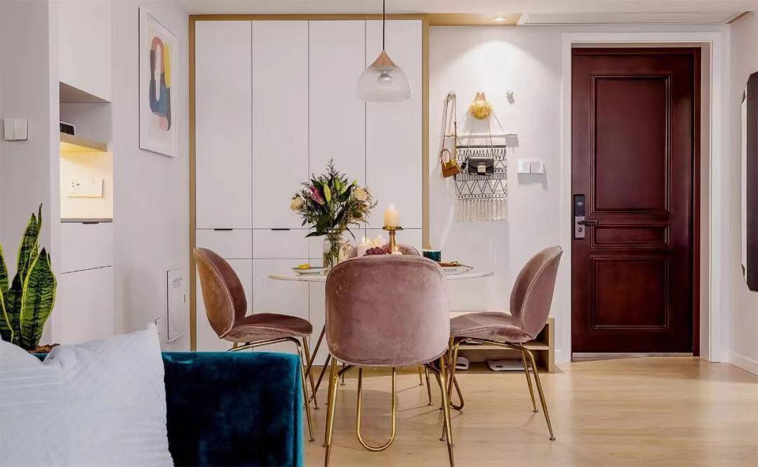 选择厨房门太原都市时空装饰有几句话要说